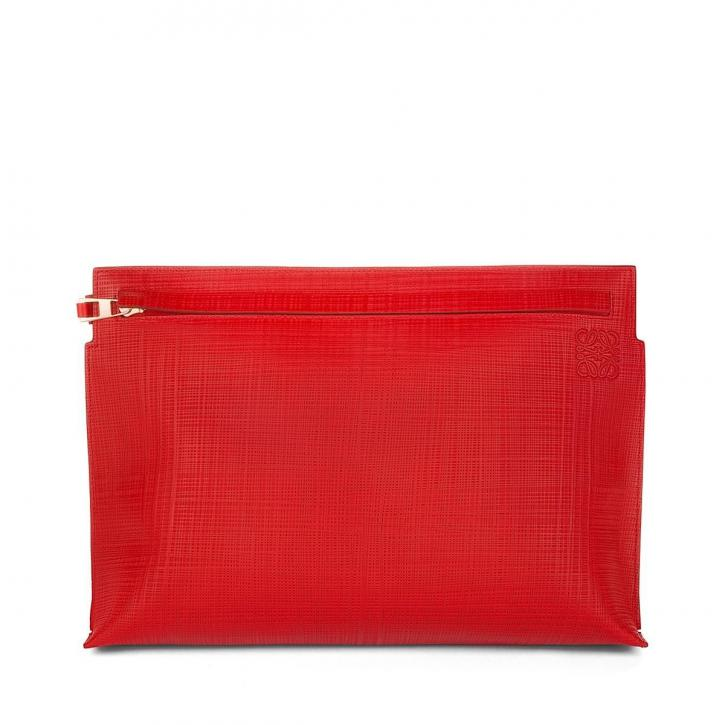 T POUCH LINEN 【送料無料】
